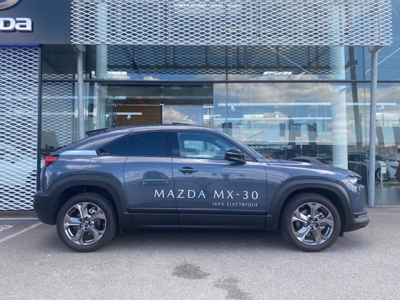 Mazda MX-30 145ch Industrial Vintage  occasion à Saint-Herblain - photo n°9