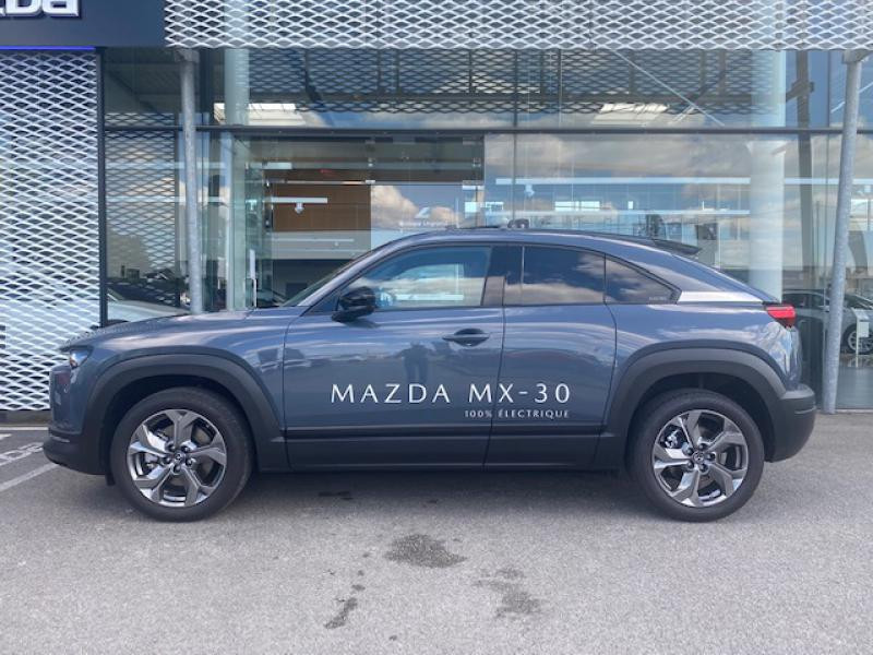 Mazda MX-30 145ch Industrial Vintage  occasion à Saint-Herblain - photo n°3