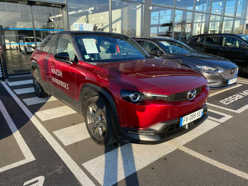Mazda MX-30 145ch Modern Confidence  occasion à Mérignac - photo n°3