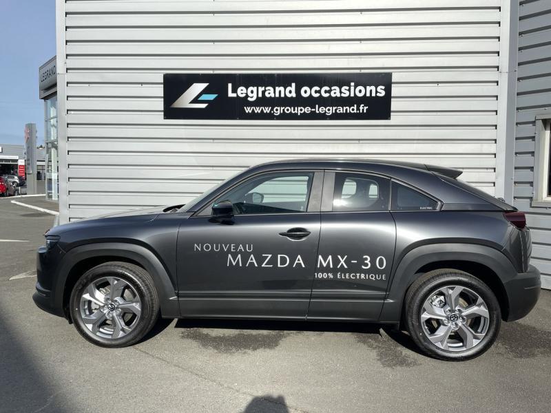 Mazda MX-30 145ch  occasion à Saint-Brieuc - photo n°6