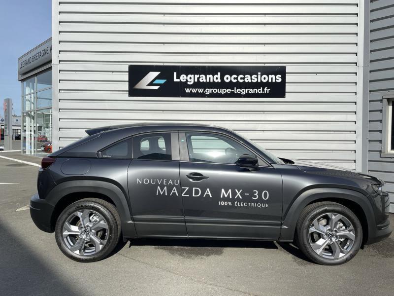 Mazda MX-30 145ch  occasion à Saint-Brieuc - photo n°3