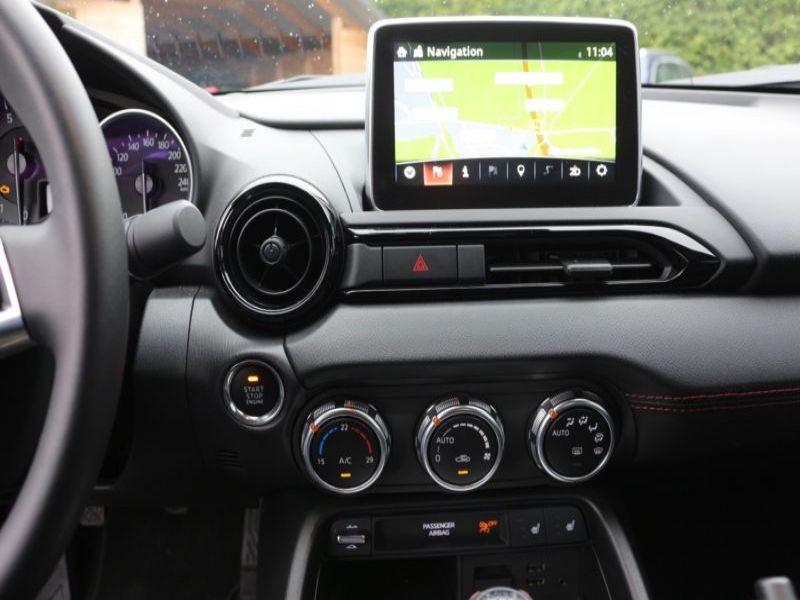 Mazda MX-5 1.5 Skyactiv-G 131 RF Gris occasion à Beaupuy - photo n°8