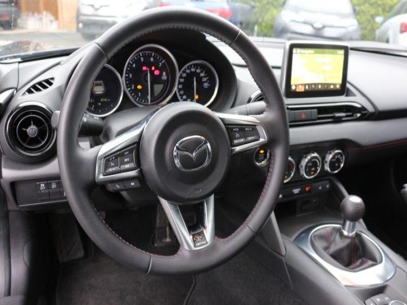 Mazda MX-5 1.5 Skyactiv-G 131 RF Gris occasion à Beaupuy - photo n°2