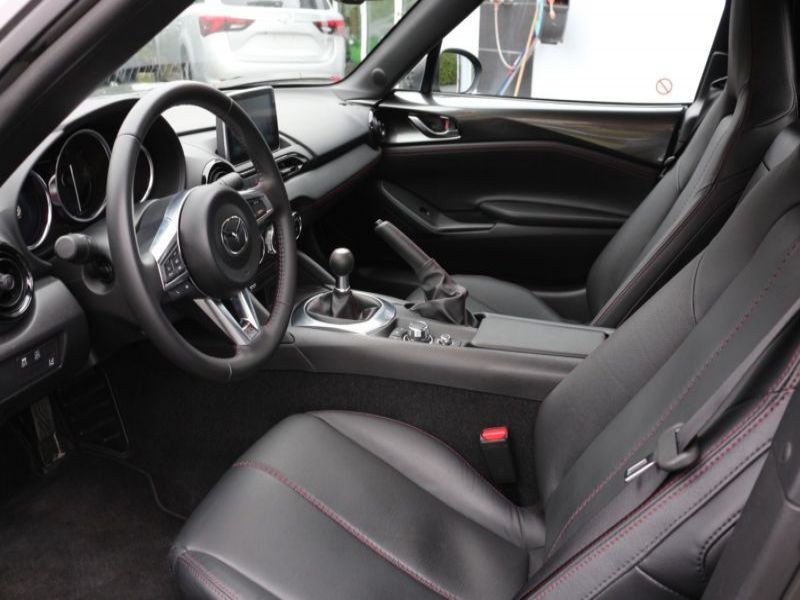 Mazda MX-5 1.5 Skyactiv-G 131 RF Gris occasion à Beaupuy - photo n°4