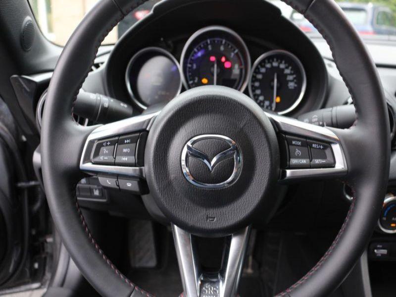 Mazda MX-5 1.5 Skyactiv-G 131 RF Gris occasion à Beaupuy - photo n°7