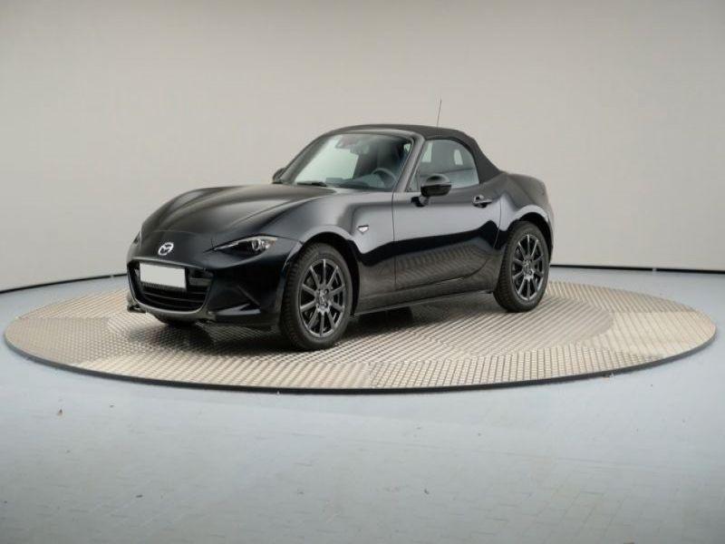 Mazda MX-5 1.5 Skyactiv-G 131 Noir occasion à Beaupuy