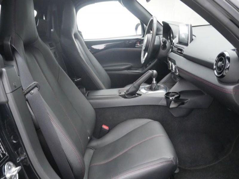 Mazda MX-5 1.5 Skyactiv-G 131 Noir occasion à Beaupuy - photo n°5