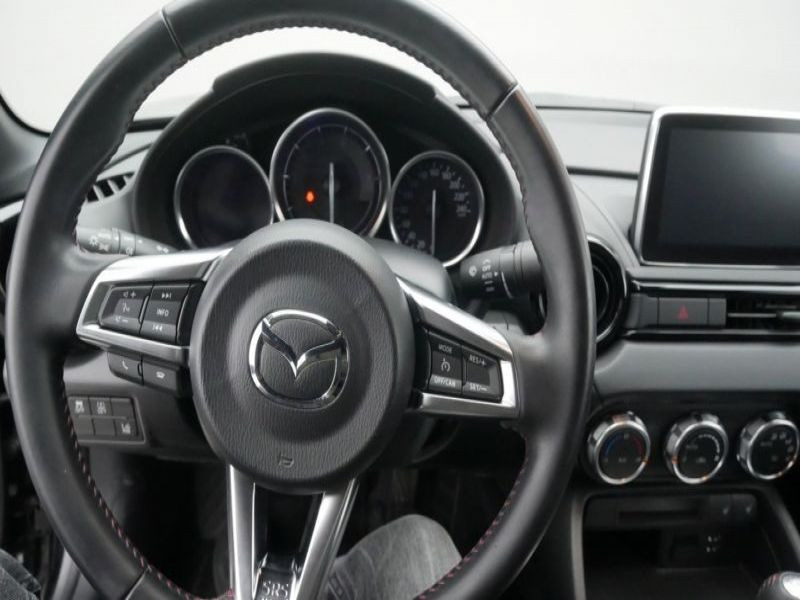 Mazda MX-5 1.5 Skyactiv-G 131 Noir occasion à Beaupuy - photo n°8