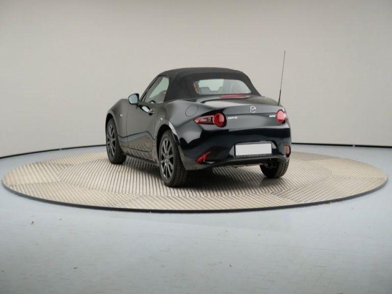 Mazda MX-5 1.5 Skyactiv-G 131 Noir occasion à Beaupuy - photo n°3