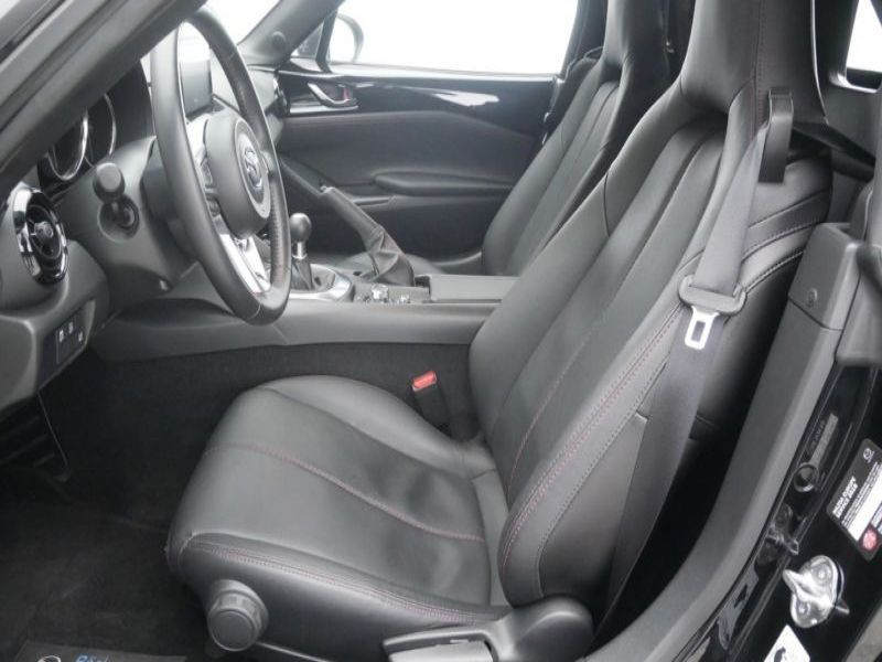 Mazda MX-5 1.5 Skyactiv-G 131 Noir occasion à Beaupuy - photo n°4