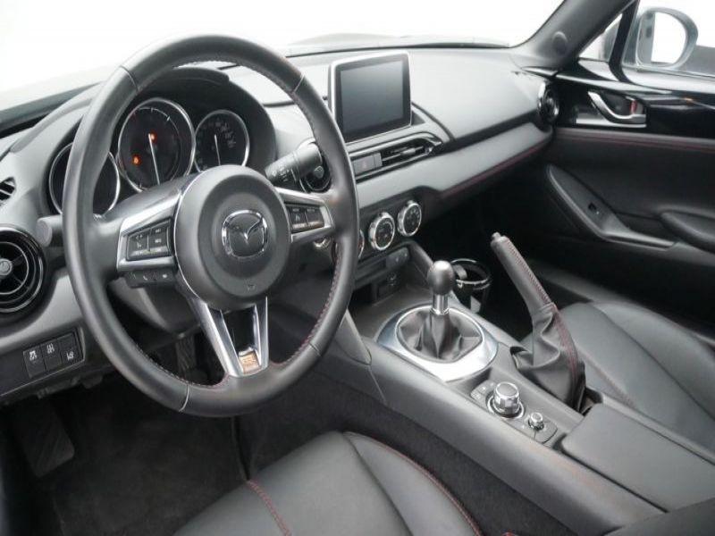 Mazda MX-5 1.5 Skyactiv-G 131 Noir occasion à Beaupuy - photo n°2