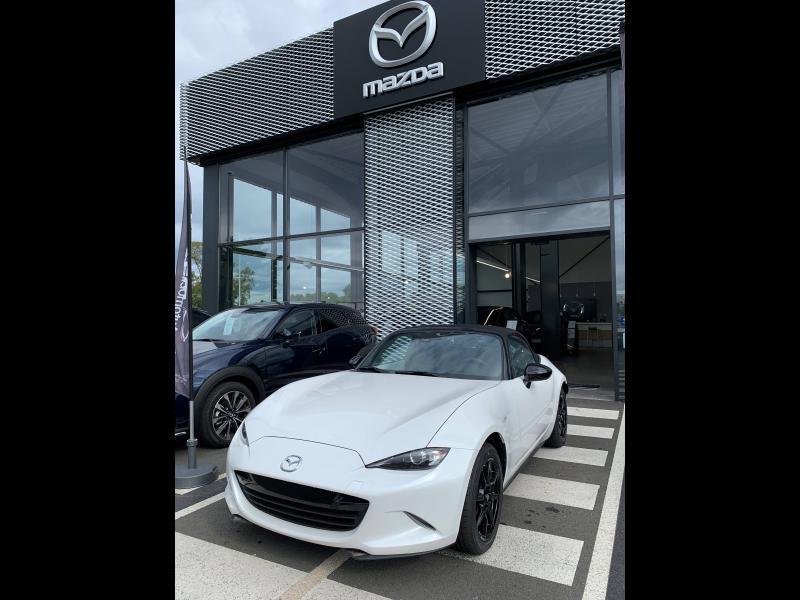 Mazda MX-5 1.5 SKYACTIV-G 132ch Dynamique Euro6d-T 2021  occasion à Mérignac
