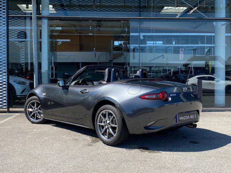 Mazda MX-5 1.5 SKYACTIV-G 132ch Sélection Euro6d-T 2021  occasion à Saint-Herblain - photo n°2