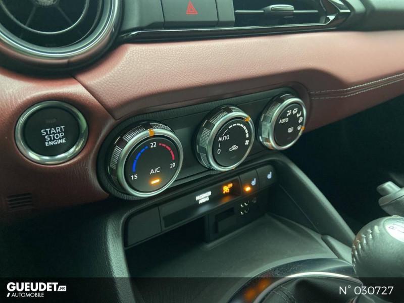 Mazda MX-5 1.5 SKYACTIV-G 132ch Sélection Euro6d-T Evap 2020 Noir occasion à Brie-Comte-Robert - photo n°13