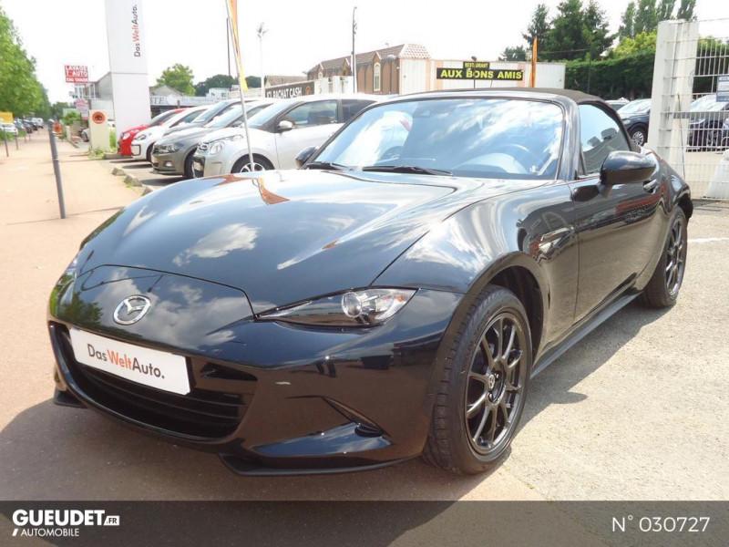 Mazda MX-5 1.5 SKYACTIV-G 132ch Sélection Euro6d-T Evap 2020 Noir occasion à Brie-Comte-Robert - photo n°15