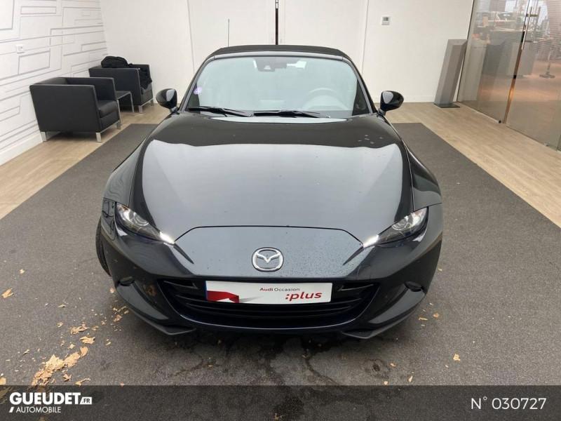Mazda MX-5 1.5 SKYACTIV-G 132ch Sélection Euro6d-T Evap 2020 Noir occasion à Brie-Comte-Robert - photo n°6