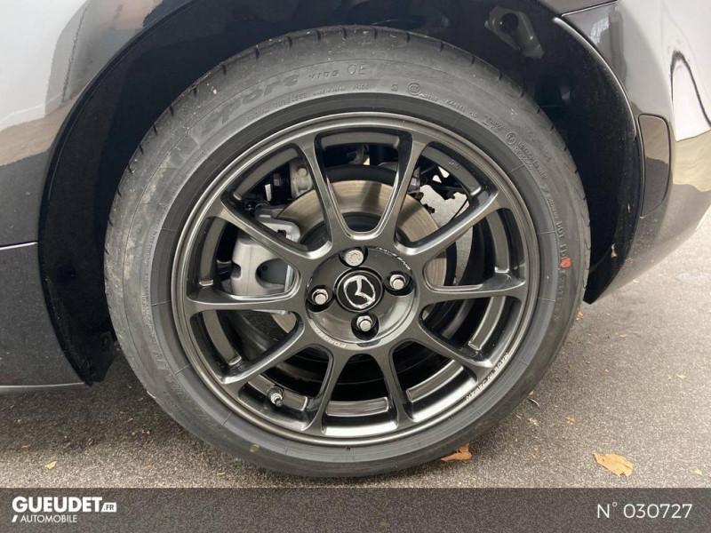 Mazda MX-5 1.5 SKYACTIV-G 132ch Sélection Euro6d-T Evap 2020 Noir occasion à Brie-Comte-Robert - photo n°8