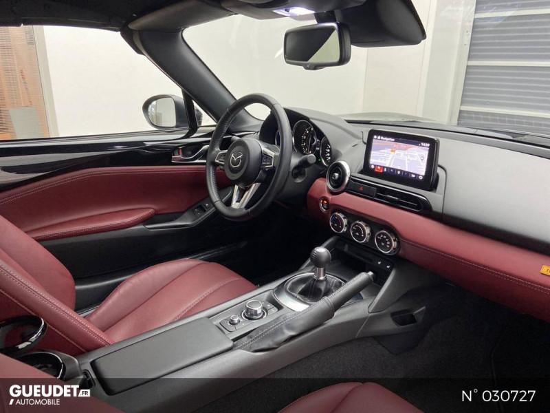 Mazda MX-5 1.5 SKYACTIV-G 132ch Sélection Euro6d-T Evap 2020 Noir occasion à Brie-Comte-Robert - photo n°9