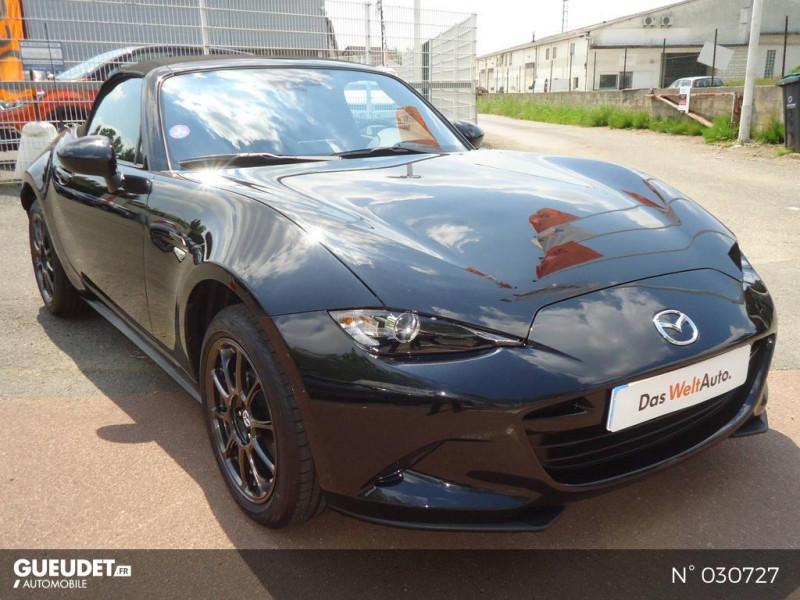 Mazda MX-5 1.5 SKYACTIV-G 132ch Sélection Euro6d-T Evap 2020 Noir occasion à Brie-Comte-Robert - photo n°17
