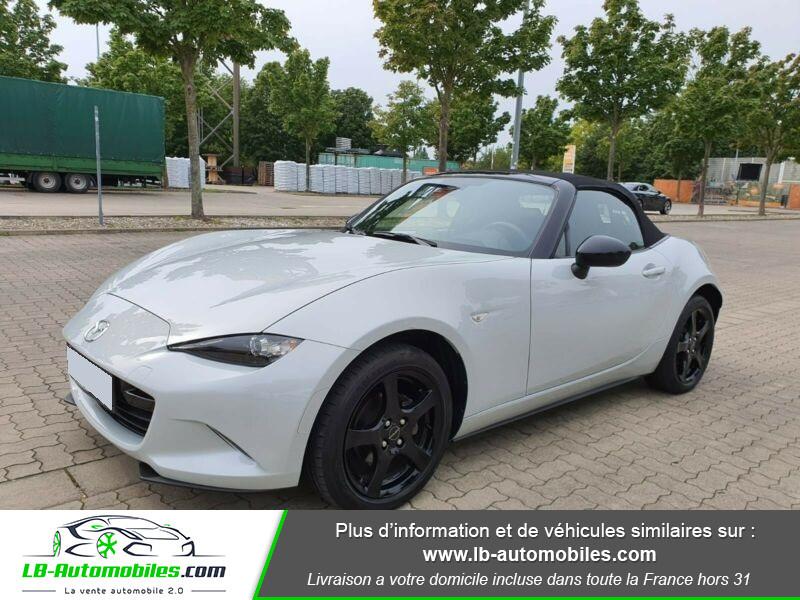 Mazda MX-5 1.5L SKYACTIV-G 131 ch Blanc occasion à Beaupuy