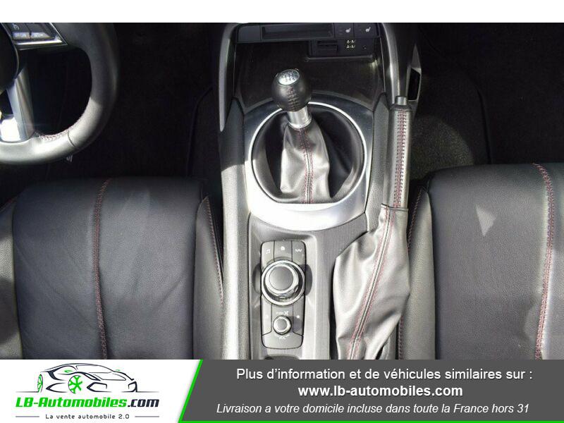 Mazda MX-5 1.5L SKYACTIV-G 131 ch Blanc occasion à Beaupuy - photo n°7