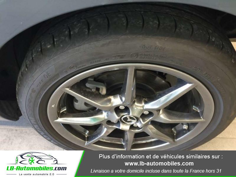 Mazda MX-5 1.5L SKYACTIV-G 131 ch Bleu occasion à Beaupuy - photo n°4