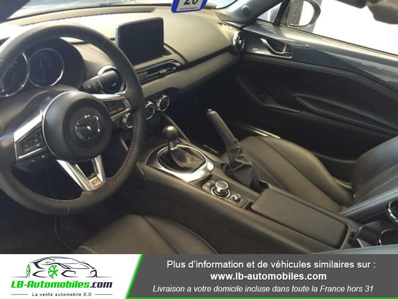 Mazda MX-5 1.5L SKYACTIV-G 131 ch Bleu occasion à Beaupuy - photo n°3