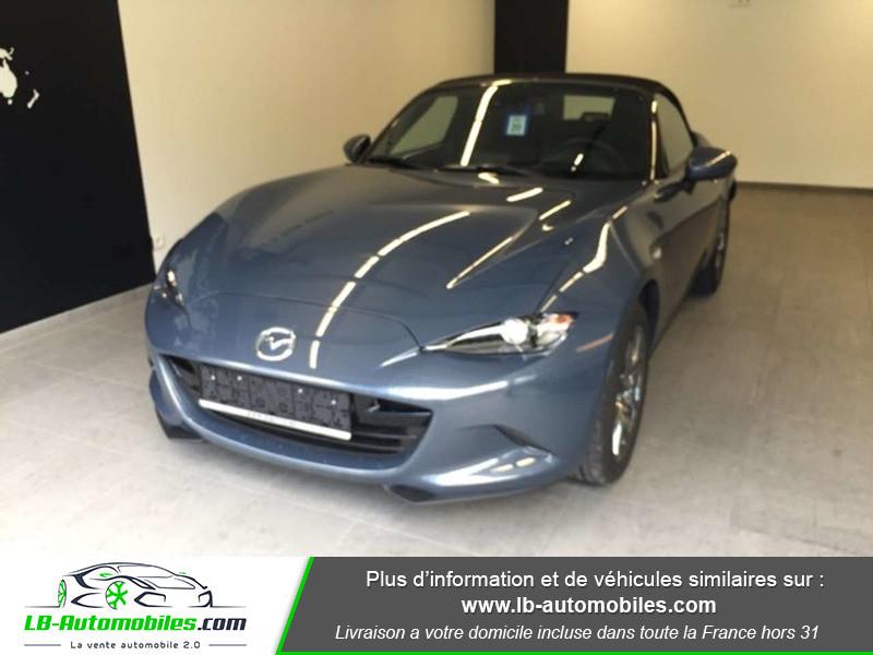 Mazda MX-5 1.5L SKYACTIV-G 131 ch Bleu occasion à Beaupuy