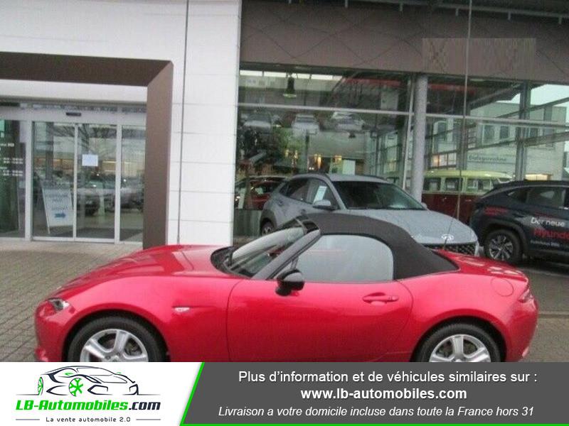 Mazda MX-5 1.5L SKYACTIV-G 131 ch Rouge occasion à Beaupuy - photo n°13