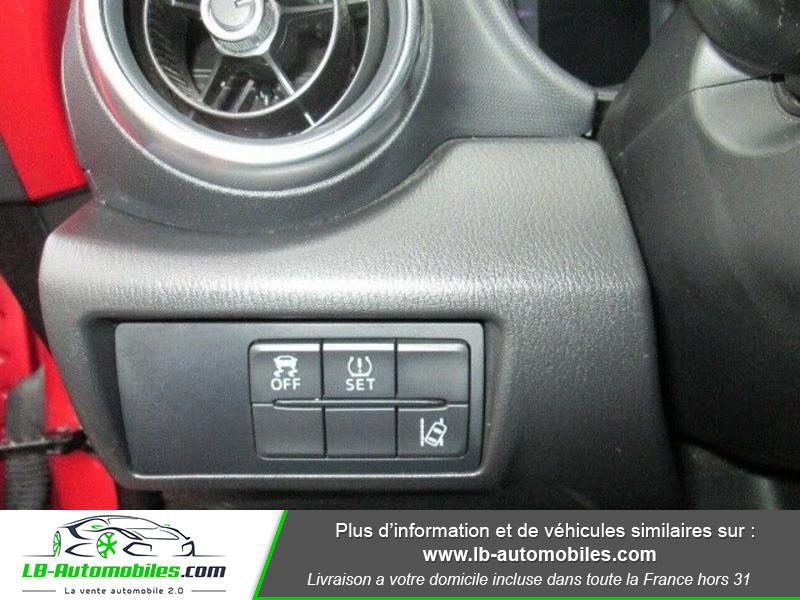 Mazda MX-5 1.5L SKYACTIV-G 131 ch Rouge occasion à Beaupuy - photo n°10