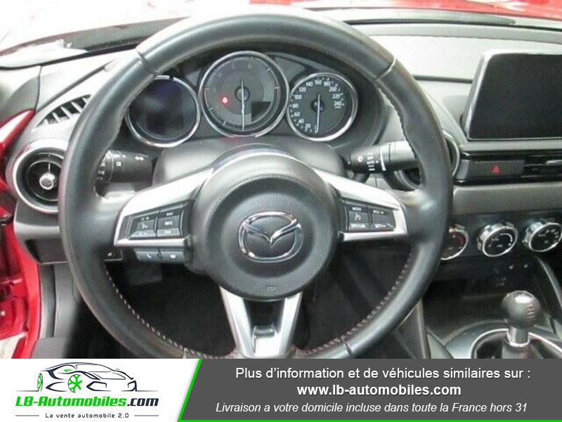 Mazda MX-5 1.5L SKYACTIV-G 131 ch Rouge occasion à Beaupuy - photo n°5