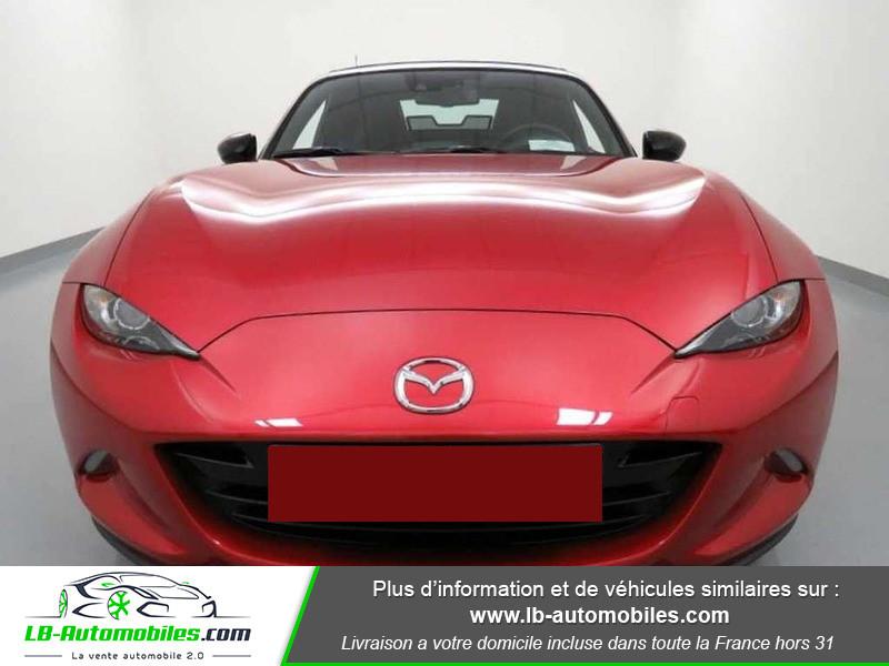 Mazda MX-5 1.5L SKYACTIV-G 131 ch Rouge occasion à Beaupuy - photo n°8