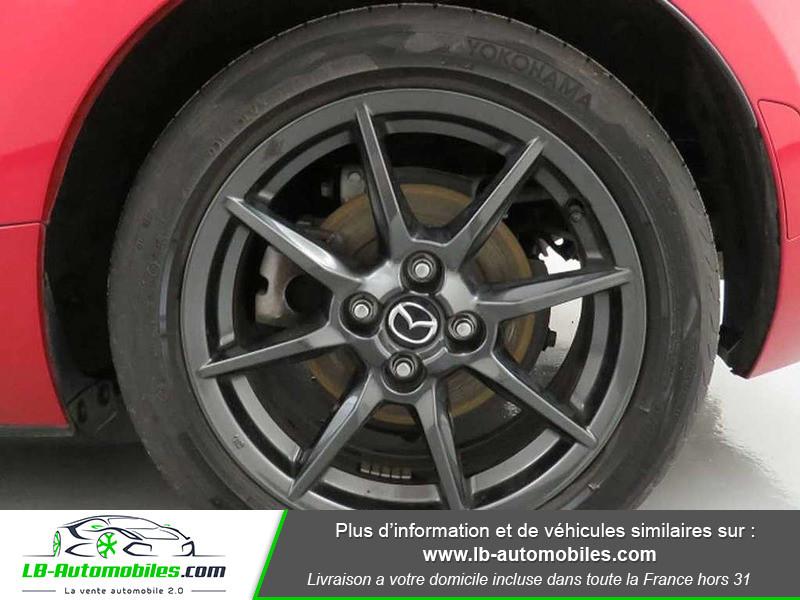 Mazda MX-5 1.5L SKYACTIV-G 131 ch Rouge occasion à Beaupuy - photo n°12