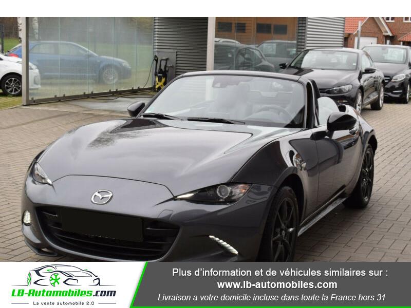 Mazda MX-5 1.5L SKYACTIV-G 131 ch Gris occasion à Beaupuy