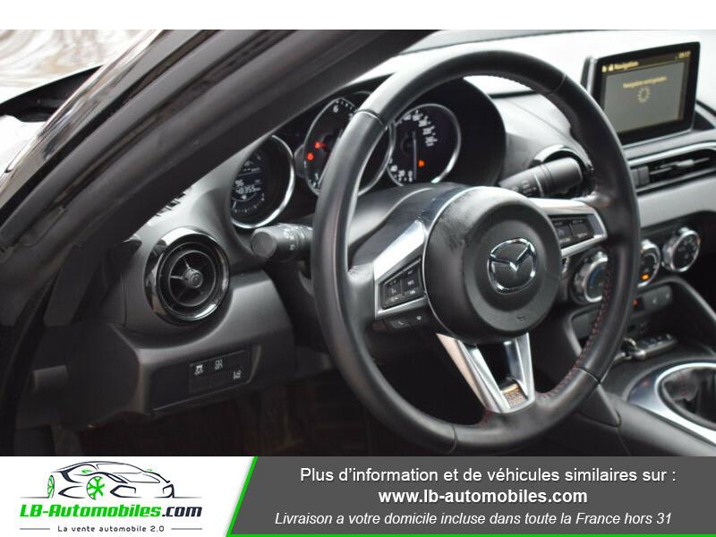 Mazda MX-5 1.5L SKYACTIV-G 131 ch Gris occasion à Beaupuy - photo n°5