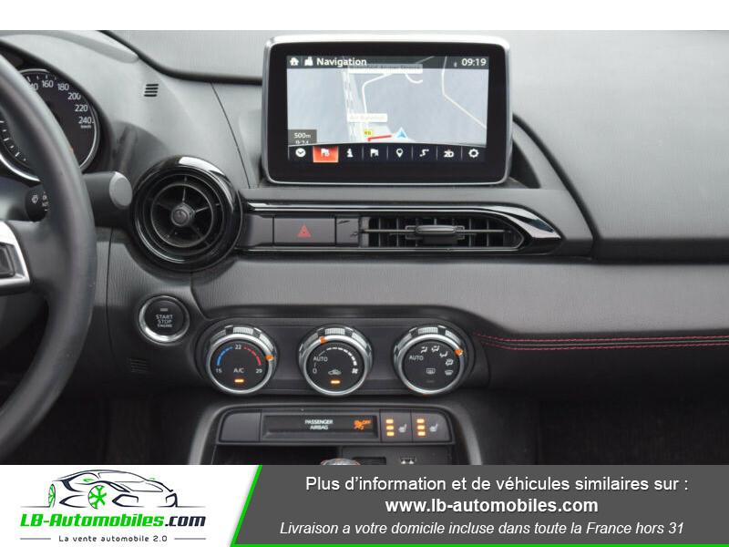 Mazda MX-5 1.5L SKYACTIV-G 131 ch Gris occasion à Beaupuy - photo n°4
