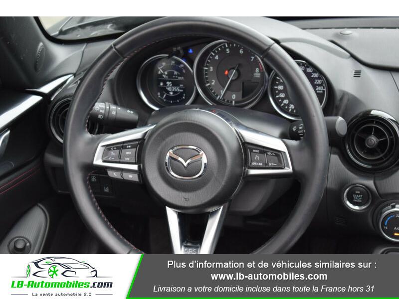 Mazda MX-5 1.5L SKYACTIV-G 131 ch Gris occasion à Beaupuy - photo n°2