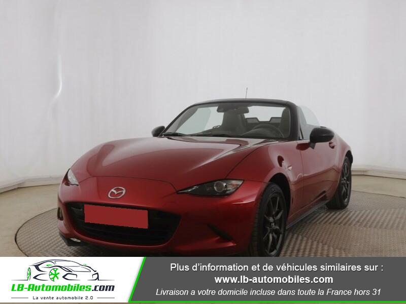 Mazda MX-5 1.5L SKYACTIV-G 131 ch Rouge occasion à Beaupuy