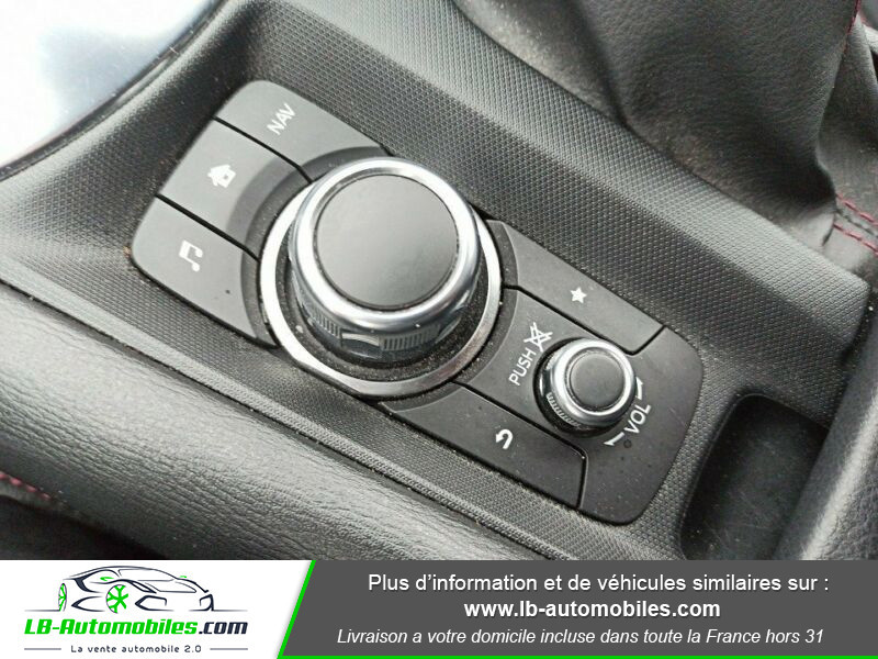 Mazda MX-5 1.5L SKYACTIV-G 131 ch Rouge occasion à Beaupuy - photo n°6