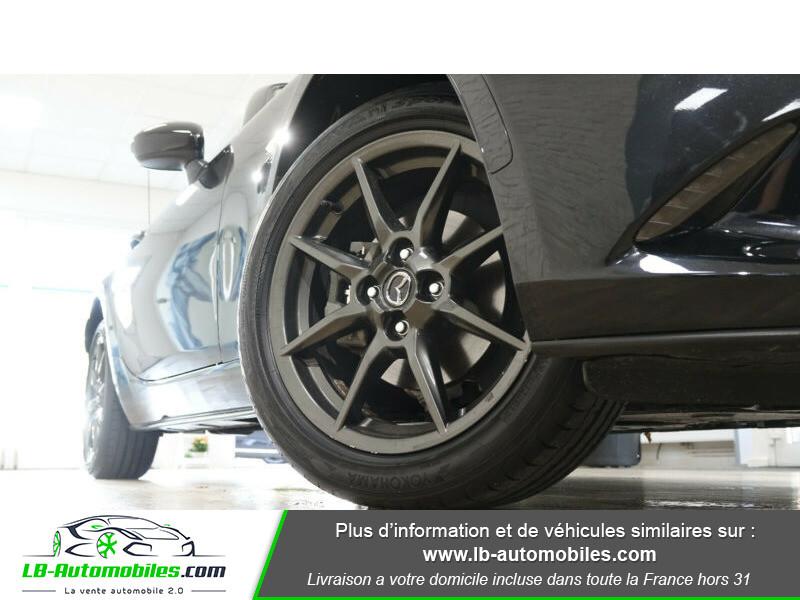 Mazda MX-5 1.5L SKYACTIV-G 131 ch Noir occasion à Beaupuy - photo n°13