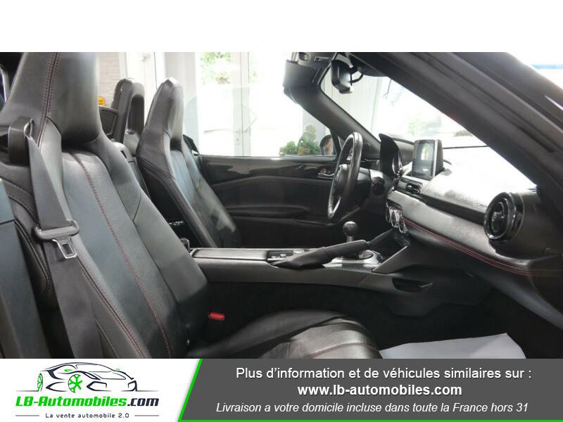 Mazda MX-5 1.5L SKYACTIV-G 131 ch Noir occasion à Beaupuy - photo n°5