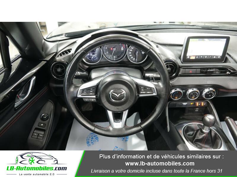 Mazda MX-5 1.5L SKYACTIV-G 131 ch Noir occasion à Beaupuy - photo n°2