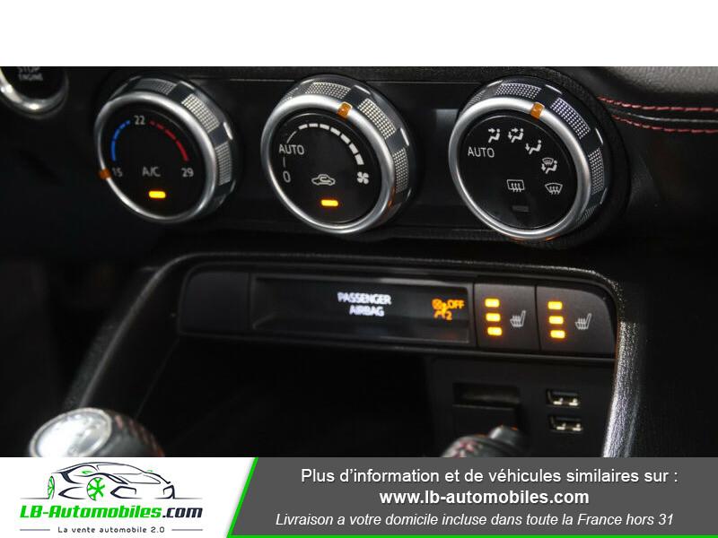 Mazda MX-5 1.5L SKYACTIV-G 131 ch Noir occasion à Beaupuy - photo n°7