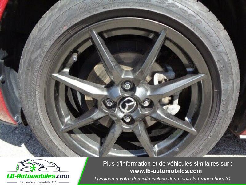 Mazda MX-5 1.5L SKYACTIV-G 131 ch Rouge occasion à Beaupuy - photo n°11