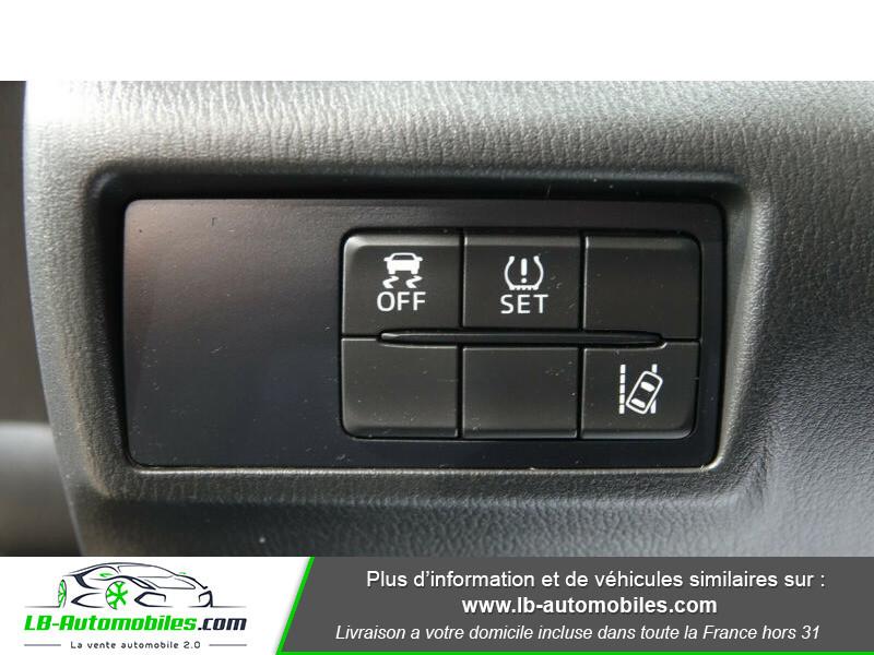 Mazda MX-5 1.5L SKYACTIV-G 131 ch Noir occasion à Beaupuy - photo n°8