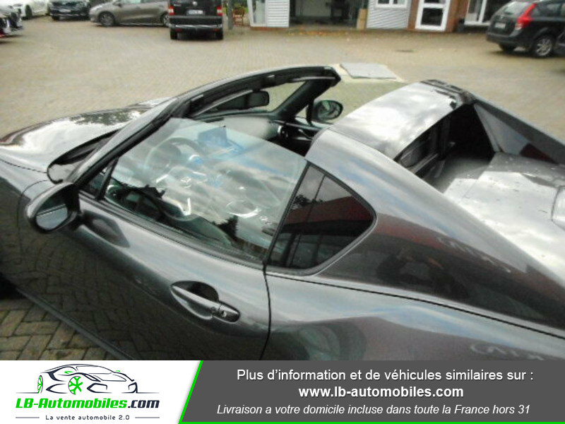 Mazda MX-5 1.5L SKYACTIV-G 132 ch Gris occasion à Beaupuy - photo n°4