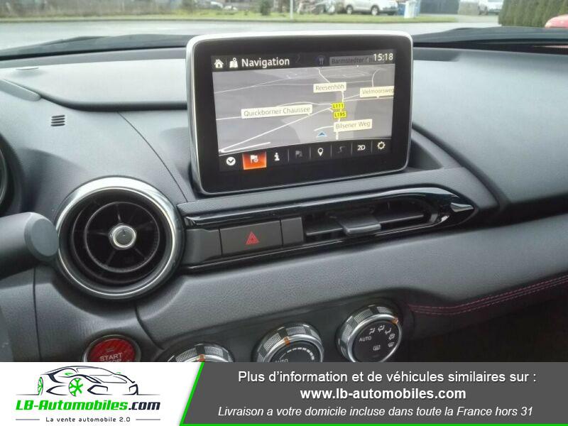 Mazda MX-5 1.5L SKYACTIV-G 132 ch Rouge occasion à Beaupuy - photo n°4