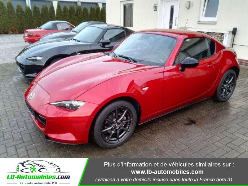 Mazda MX-5 1.5L SKYACTIV-G 132 ch Rouge occasion à Beaupuy