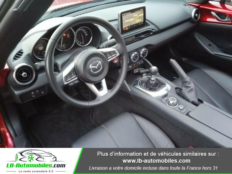 Mazda MX-5 1.5L SKYACTIV-G 132 ch Rouge occasion à Beaupuy - photo n°5