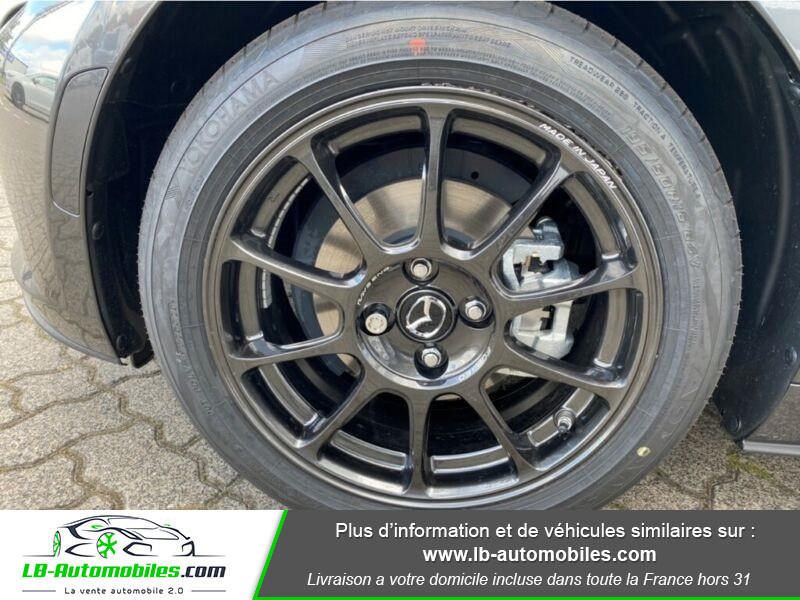 Mazda MX-5 1.5L SKYACTIV-G 132 ch Gris occasion à Beaupuy - photo n°10